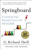 Springboard Launching Your Personal Search for Success  2014 edition cover