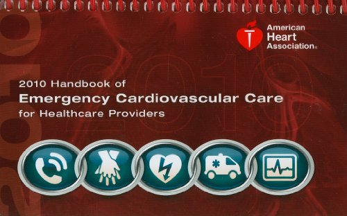 Handbook of Emergency Cardiovascular Care for Healthcare Providers   2010 edition cover