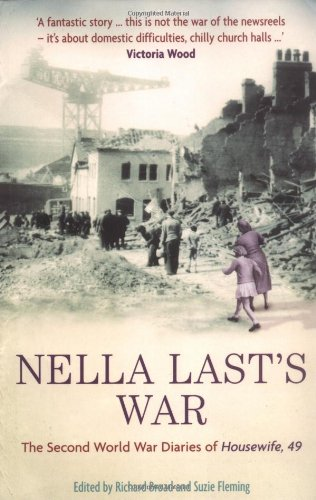 Nella Last's War The Second World War Diaries of Housewife  2006 edition cover
