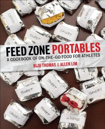 Feed Zone Portables A Cookbook of on-The-Go Food for Athletes  2013 9781937715007 Front Cover