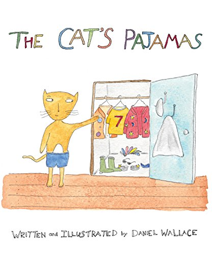 Cat's Pajamas   2014 9781941758007 Front Cover