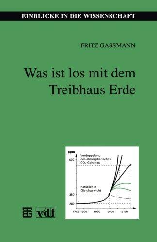 Was Ist Los Mit Dem Treibhaus Erde   1994 9783815435007 Front Cover