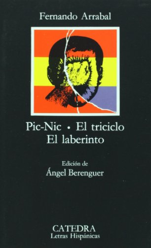 Picnic - The Tricycle - The Maze  16th 1994 edition cover