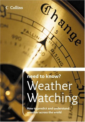 Weather Watching (Collins Need to Know?) N/A edition cover