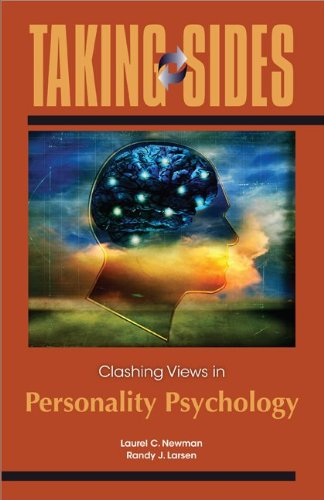 Taking Sides Clashing Views in Personality Psychology  2011 edition cover