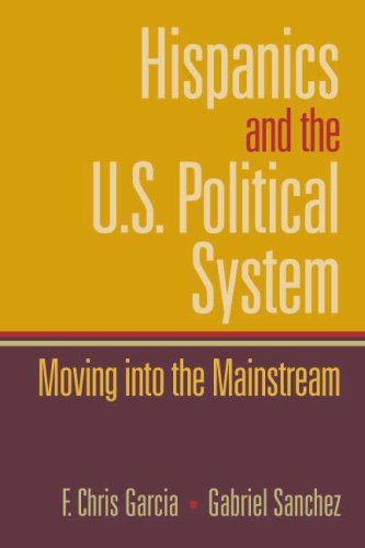 Hispanics and the U. S. Political System Moving into the Mainstream  2008 edition cover