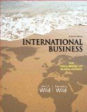 International Business The Challenges of Globalization Plus 2014 MyManagementLab with Pearson EText -- Access Card Package 7th 2014 edition cover