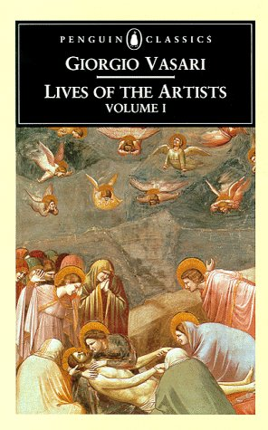 Lives of the Artists   1987 (Revised) edition cover