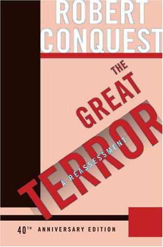 Great Terror A Reassessment 40th edition cover