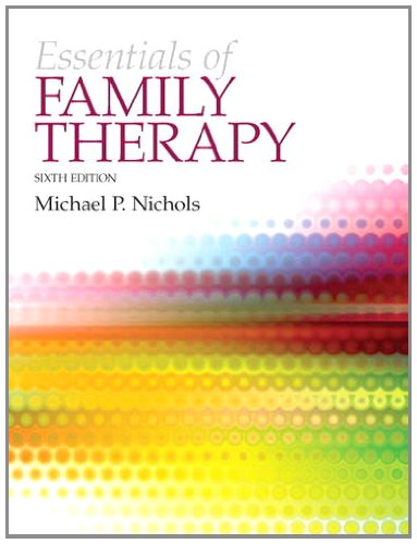 Essentials of Family Therapy  6th 2014 9780205249008 Front Cover