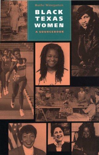 Black Texas Women A Sourcebook  1994 edition cover