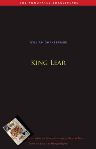 King Lear   2007 (Annotated) edition cover