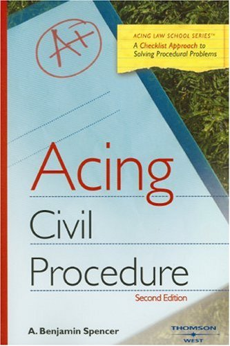 Civil Procedure  2nd 2008 (Revised) edition cover