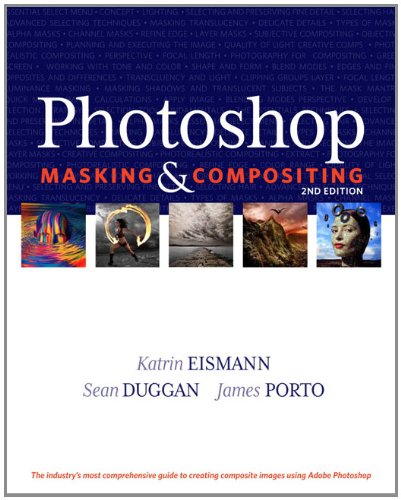 Photoshop Masking and Compositing  2nd 2013 (Revised) edition cover
