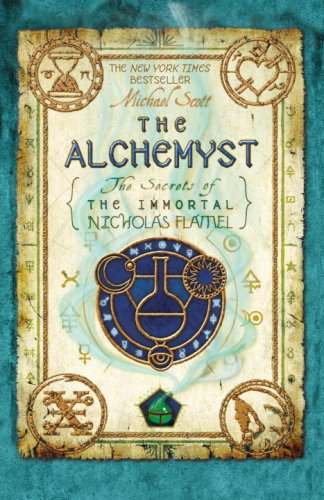Alchemyst   2008 edition cover