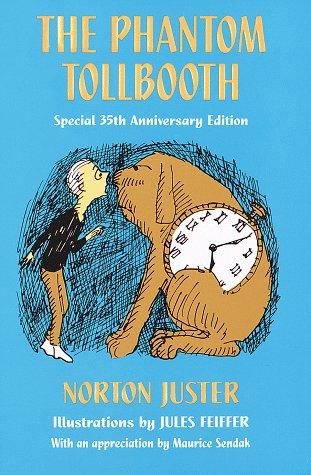 Phantom Tollbooth  35th 2015 (Anniversary) edition cover