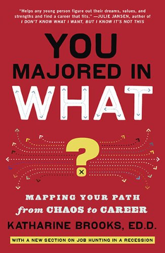 You Majored in What? Mapping Your Path from Chaos to Career  2010 9780452296008 Front Cover