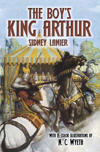 Boy's King Arthur   2006 edition cover