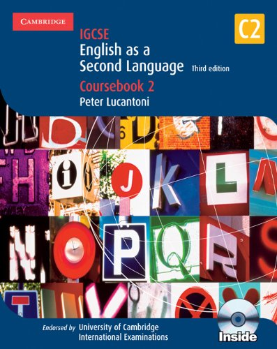 IGCSE English as a Second Language  3rd 2008 (Revised) 9780521736008 Front Cover