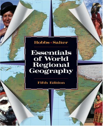 Essentials of World Regional Geography  5th 2006 (Revised) edition cover