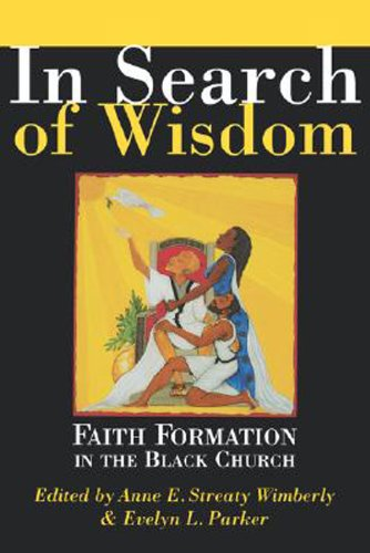 In Search of Wisdom Faith Formation in the Black Church  2002 edition cover
