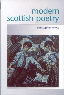 Modern Scottish Poetry   2004 9780748616008 Front Cover