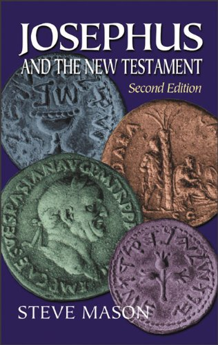 Josephus and the New Testament  2nd 2011 edition cover