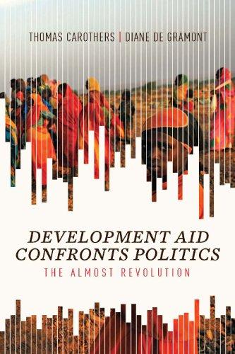 Development Aid Confronts Politics The Almost Revolution  2013 edition cover