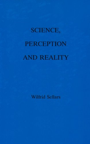 Science, Perception and Reality 1st edition cover