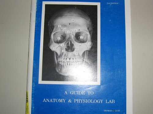 Guide to Anatomy and Physiology Lab 2nd edition cover