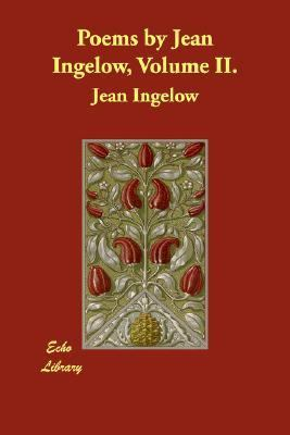 Poems by Jean Ingelow N/A 9781406838008 Front Cover