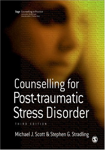 Counselling for Post-Traumatic Stress Disorder  3rd 2006 9781412921008 Front Cover