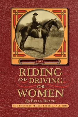 Riding and Driving for Women  N/A 9781429017008 Front Cover