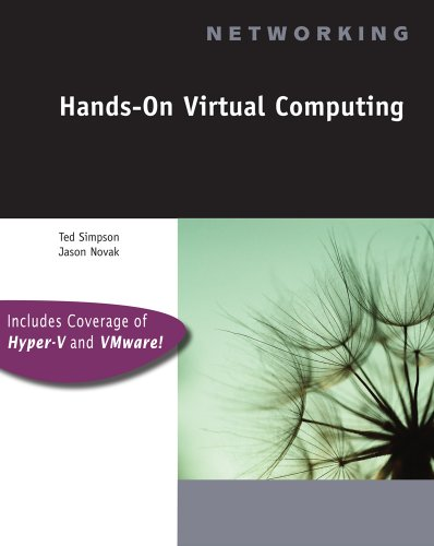 Hands-On Virtual Computing   2010 edition cover