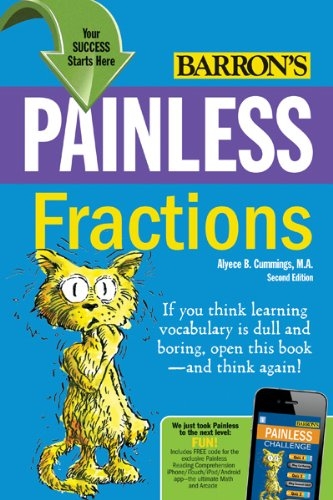 Painless Fractions  3rd 2012 (Revised) edition cover