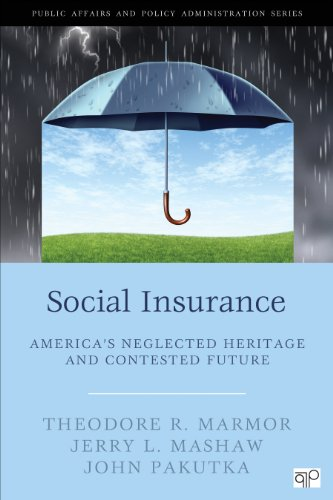 Social Insurance:   2013 edition cover