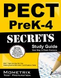 Pect Prek-4 Secrets Study Guide PECT Test Review for the Pennsylvania Educator Certification Tests  2015 edition cover