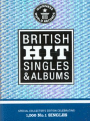 British Hit Singles and Albums (Guinness 18th Edition) N/A edition cover