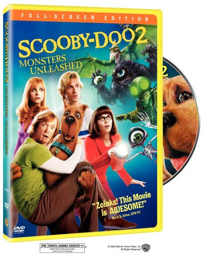Scooby-Doo 2 - Monsters Unleashed (Full Screen Edition) System.Collections.Generic.List`1[System.String] artwork