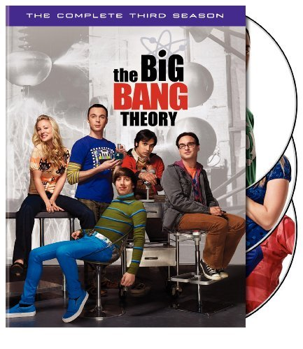 The Big Bang Theory: Season 3 System.Collections.Generic.List`1[System.String] artwork