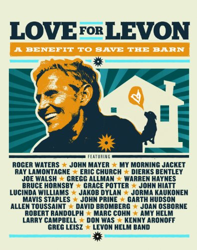 Love For Levon (2xDVD + 2xCD) System.Collections.Generic.List`1[System.String] artwork