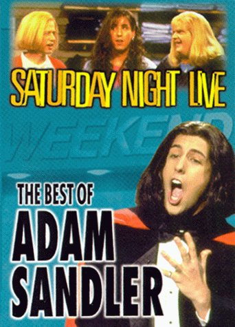 Saturday Night Live - The Best of Adam Sandler System.Collections.Generic.List`1[System.String] artwork
