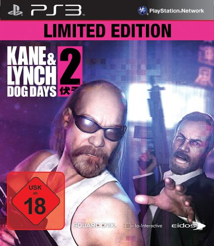 Kane & Lynch 2: Dog Days - Limited Edition (PS3) PlayStation 3 artwork