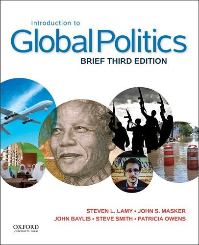 Introduction to Global Politics  3rd 2015 9780199396009 Front Cover