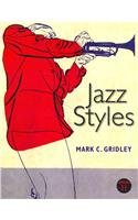 Jazz Styles  11th 2012 edition cover