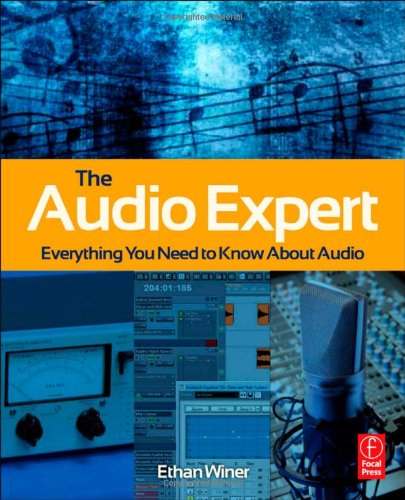 Audio Expert Everything You Need to Know about Audio  2012 edition cover