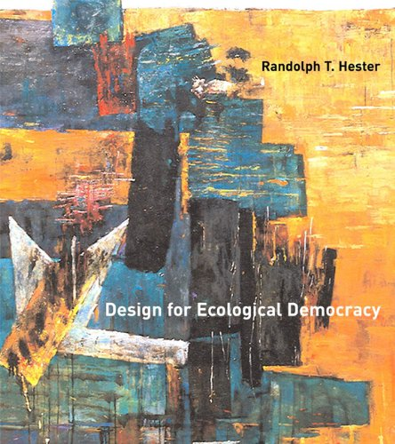 Design for Ecological Democracy   2010 edition cover