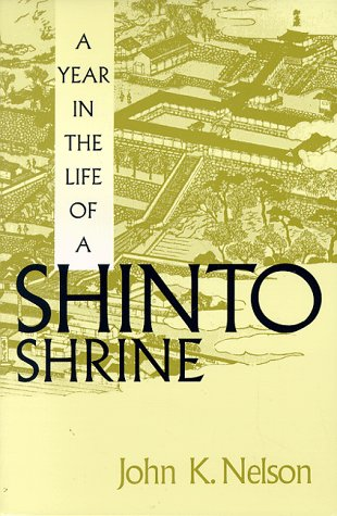 Year in the Life of a Shinto Shrine  N/A edition cover