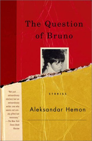 Question of Bruno  Reprint edition cover