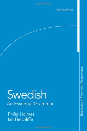 Swedish  2nd 2008 (Revised) 9780415458009 Front Cover
